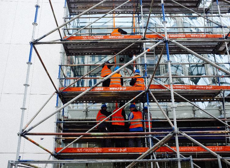 Commercial builder Hamilton