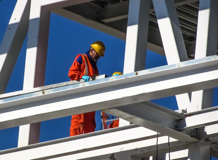 Commercial construction company hamilton